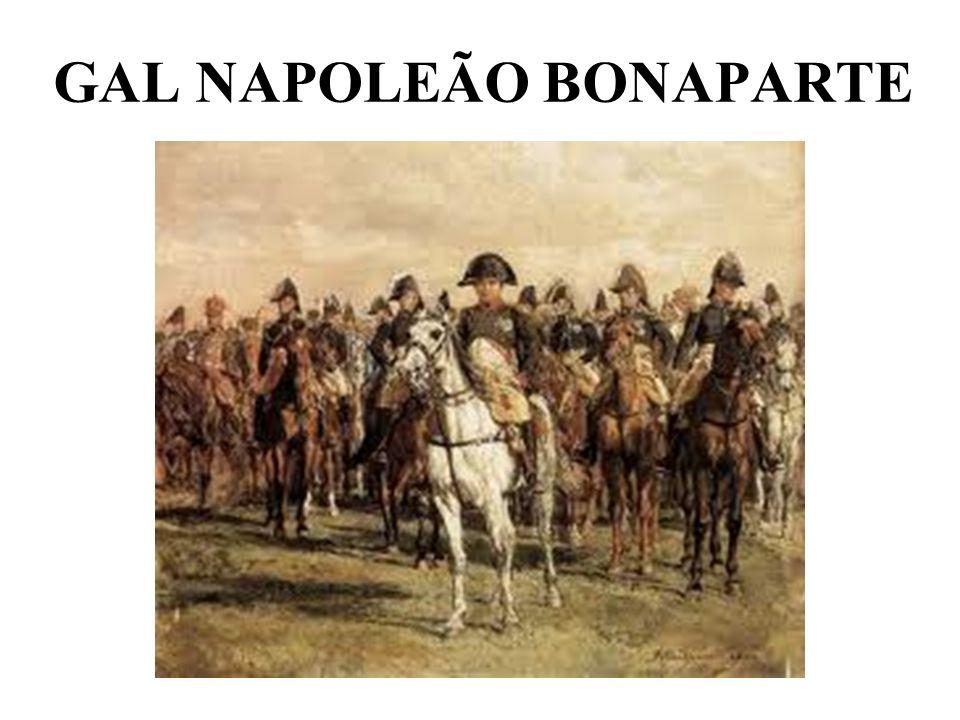 GAL NAPOLEÃO BONAPARTE