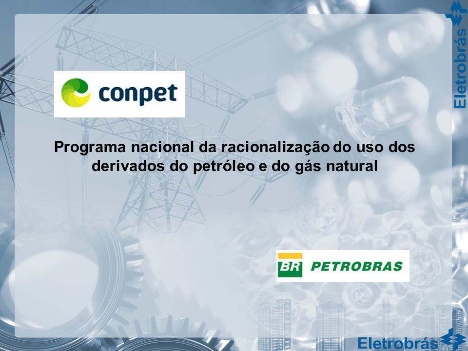 Programa nacional da racionalização do uso dos derivados do petróleo e do gás natural