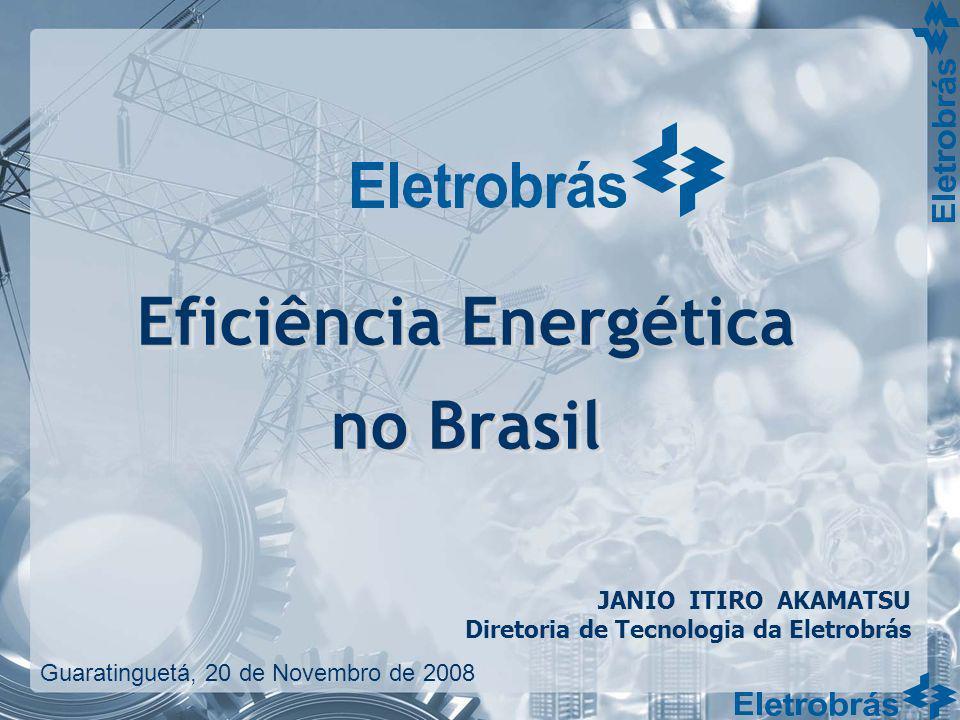 Eficiência Energética no Brasil