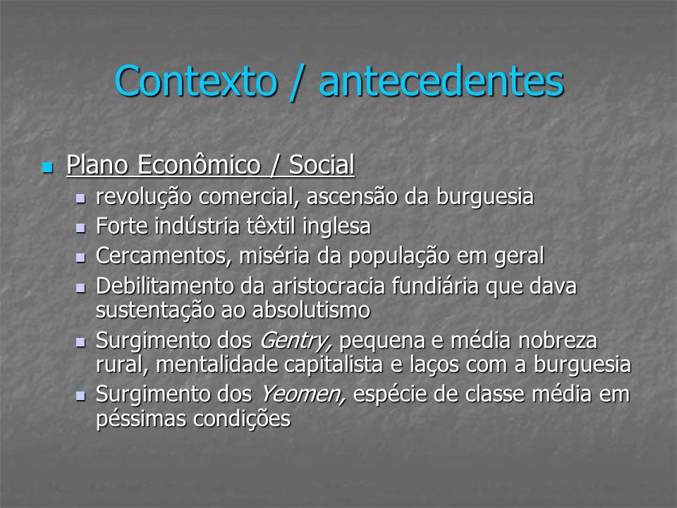 Contexto / antecedentes