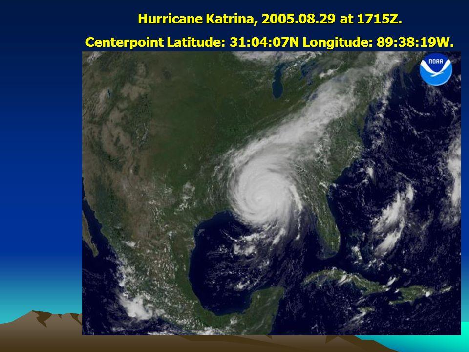 Centerpoint Latitude: 31:04:07N Longitude: 89:38:19W.