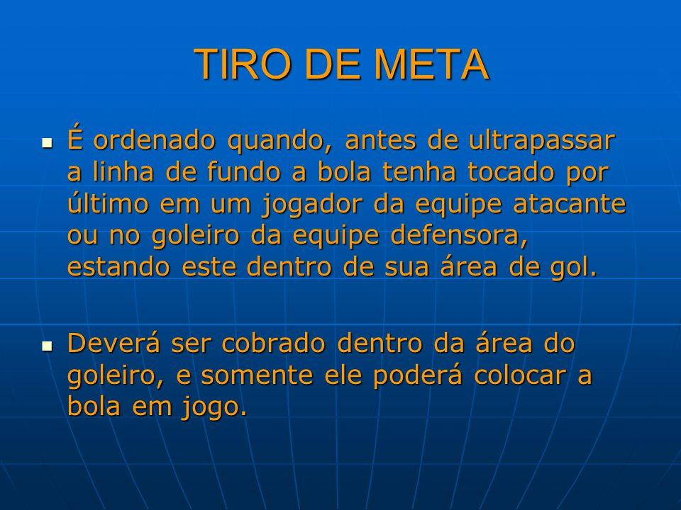 TIRO DE META