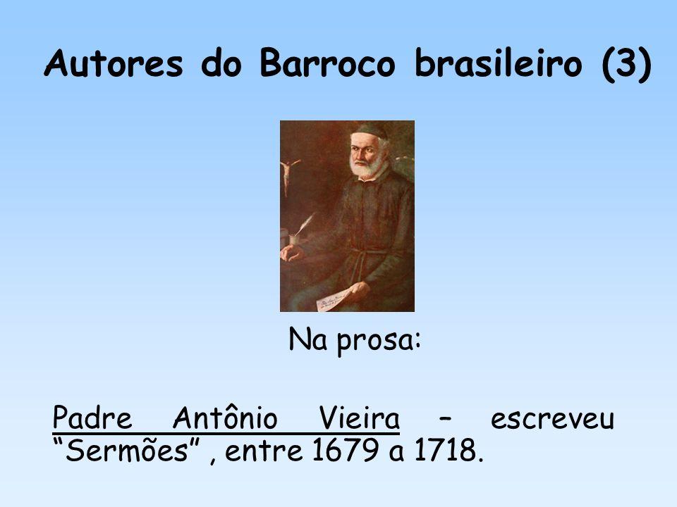 Autores do Barroco brasileiro (3)