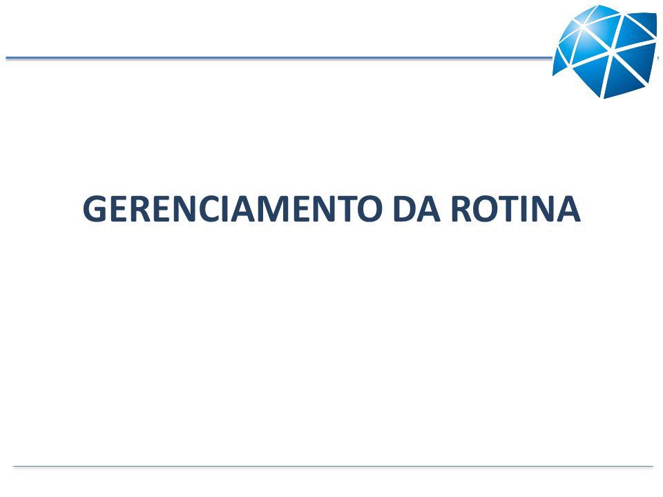 GERENCIAMENTO DA ROTINA