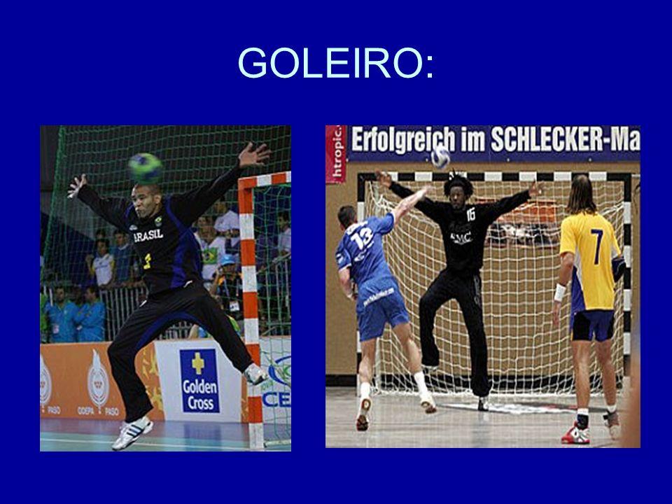 GOLEIRO: