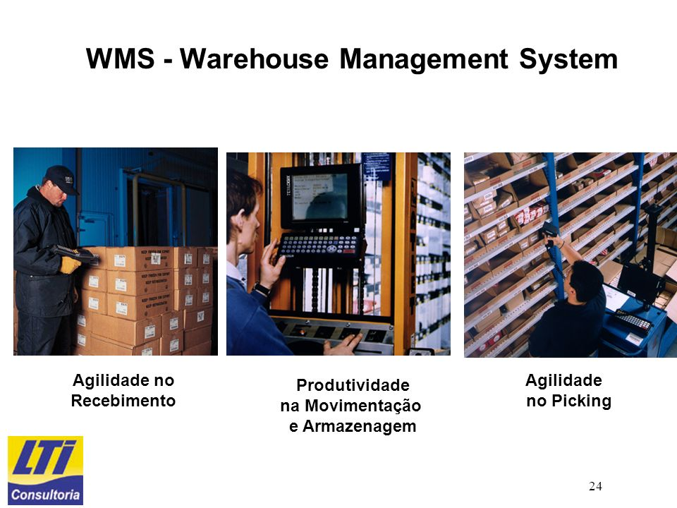 WMS - Warehouse Management System
