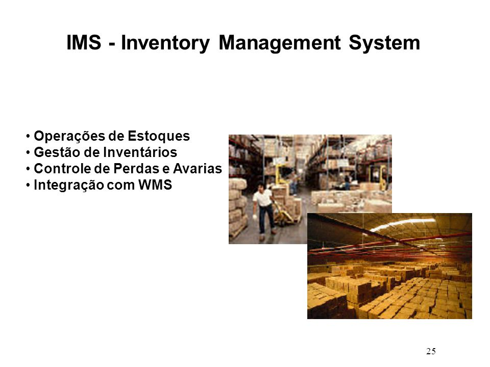 IMS - Inventory Management System