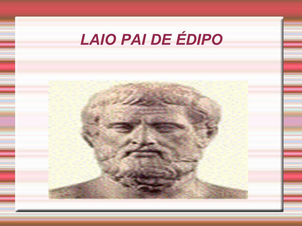 LAIO PAI DE ÉDIPO
