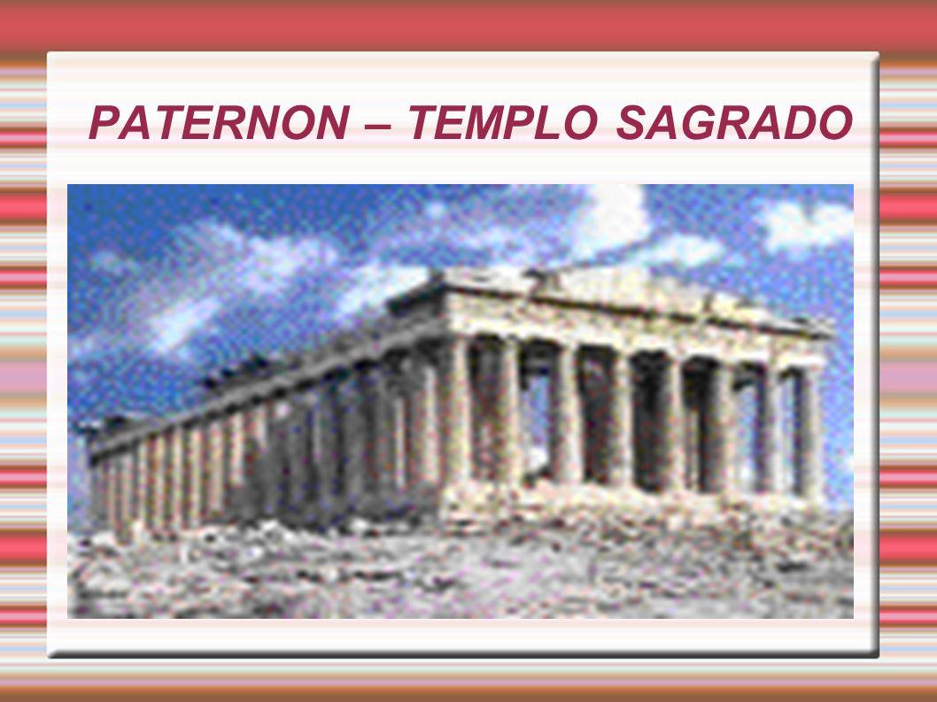 PATERNON – TEMPLO SAGRADO