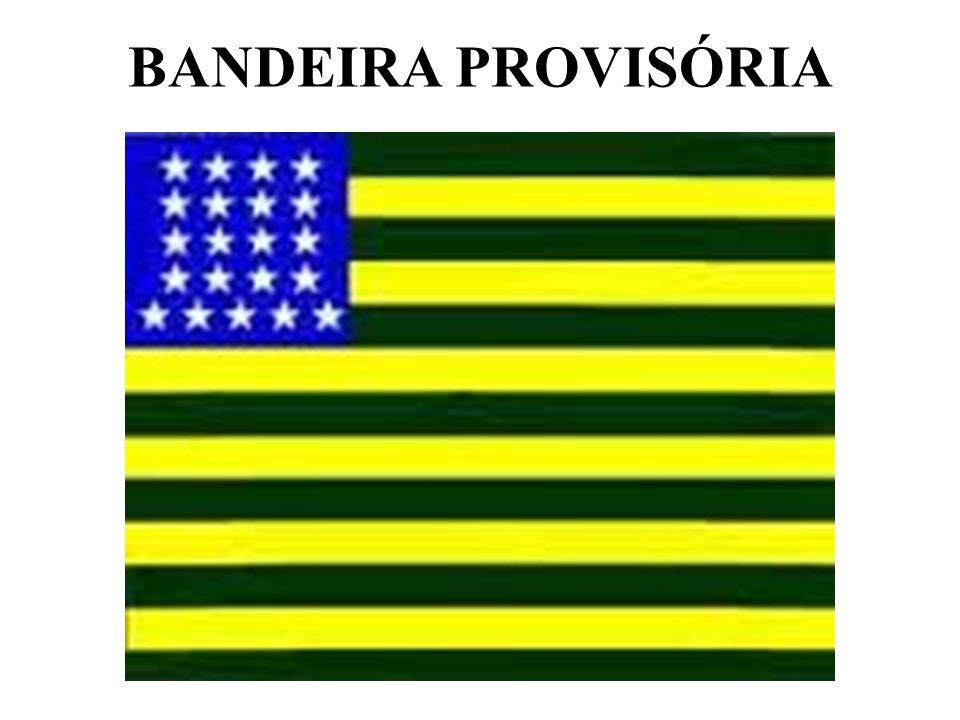 BANDEIRA PROVISÓRIA