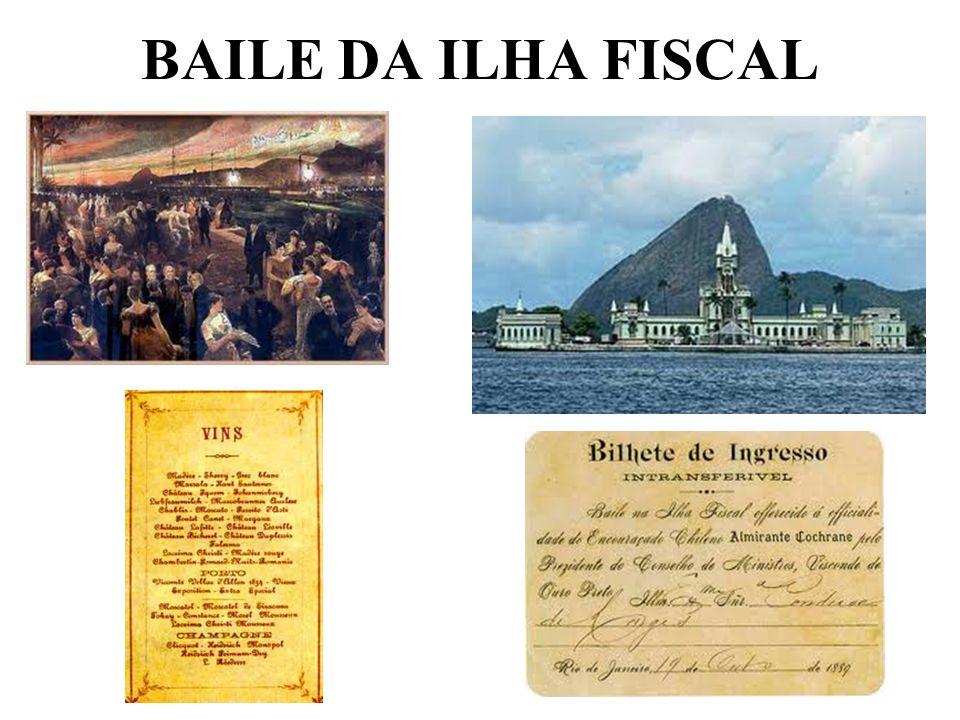 BAILE DA ILHA FISCAL