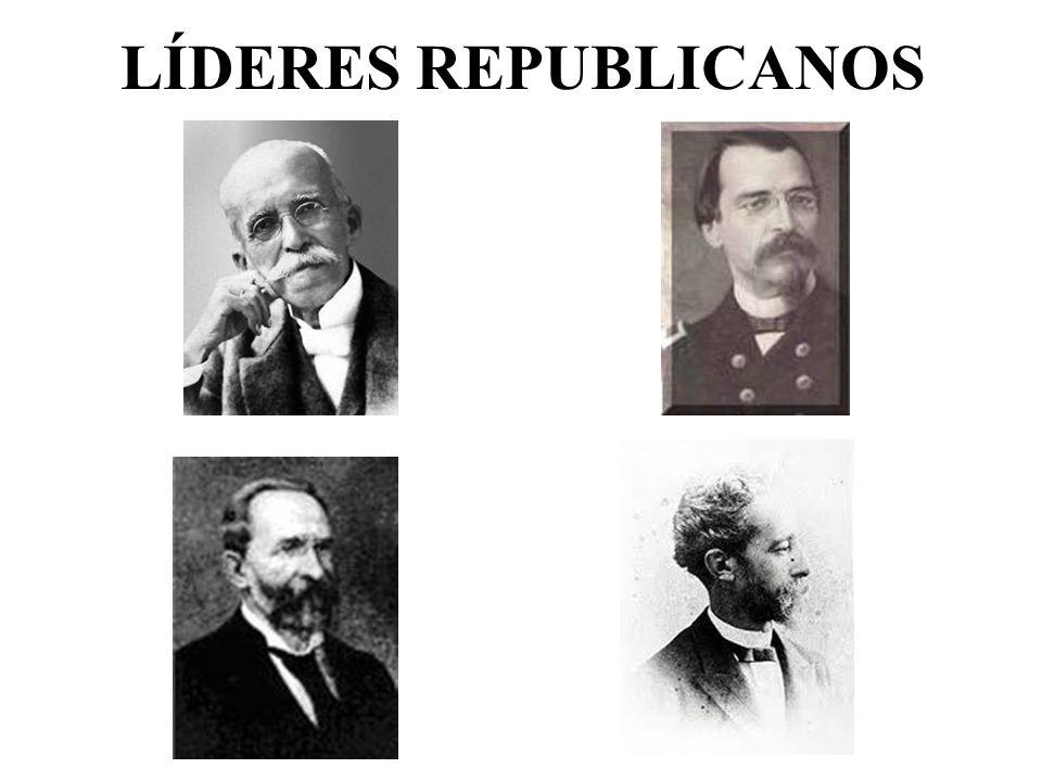 LÍDERES REPUBLICANOS