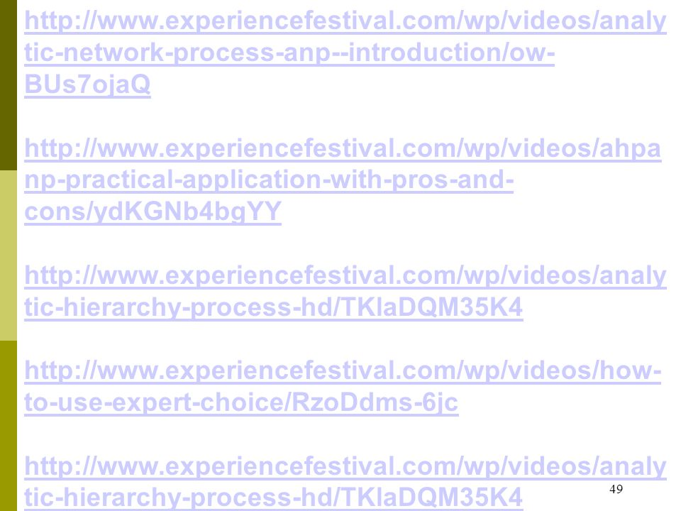 http://www. experiencefestival