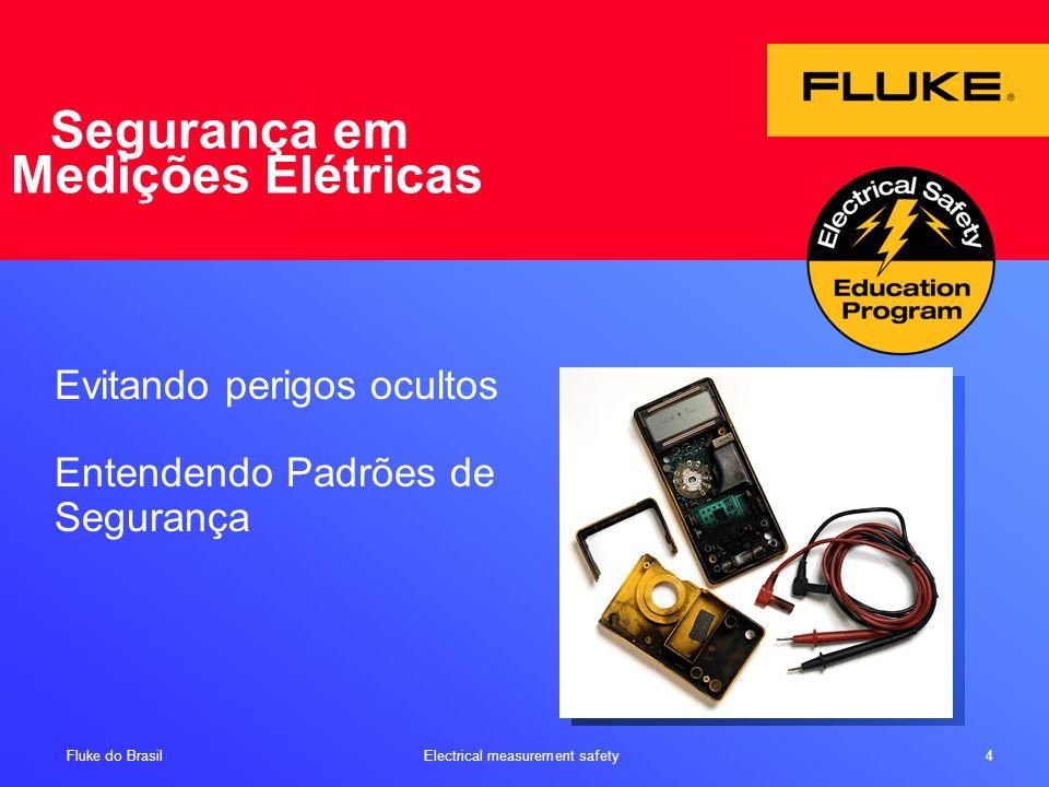Segurança em Medições Elétricas