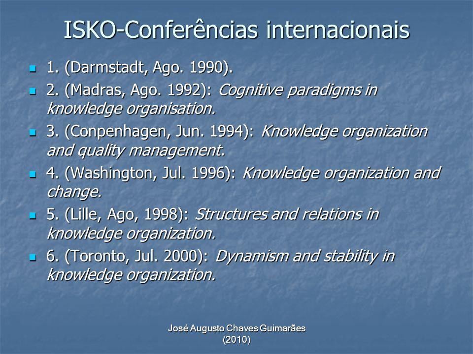 ISKO-Conferências internacionais