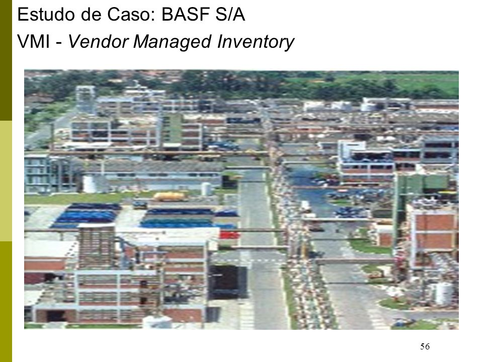 Estudo de Caso: BASF S/A