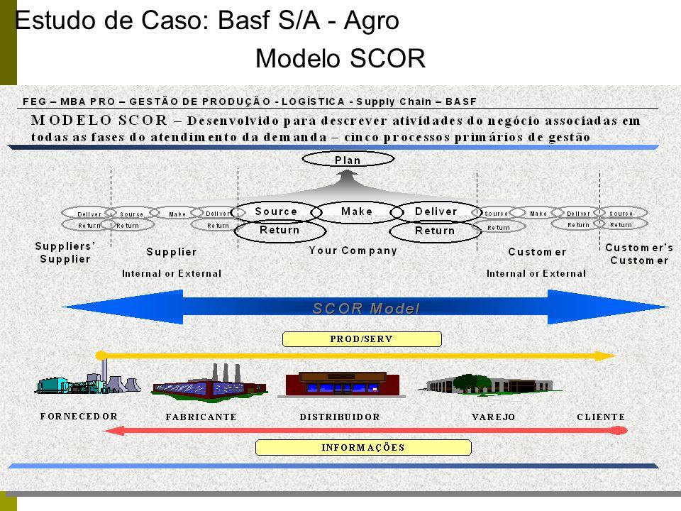 Estudo de Caso: Basf S/A - Agro