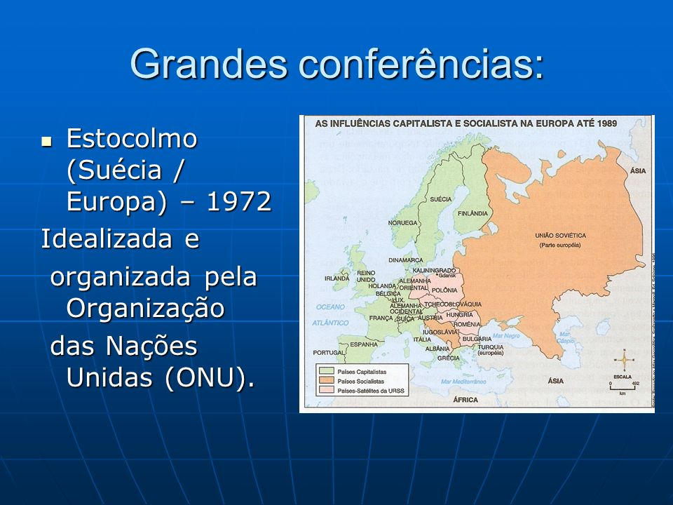 Grandes conferências: