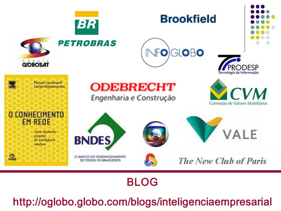 BLOG http://oglobo.globo.com/blogs/inteligenciaempresarial