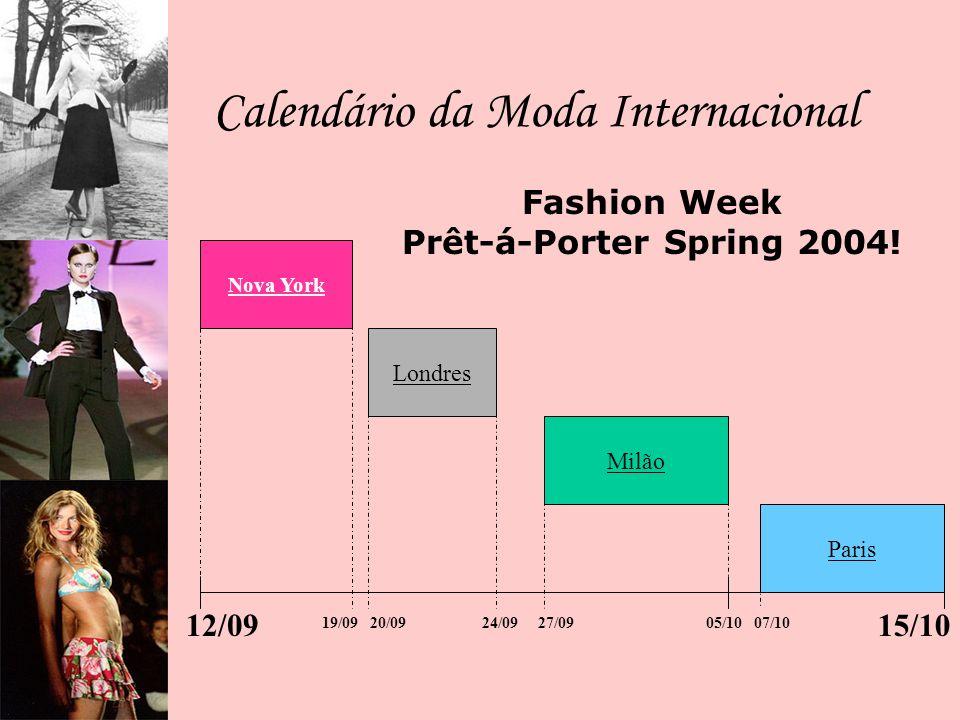 Calendário da Moda Internacional