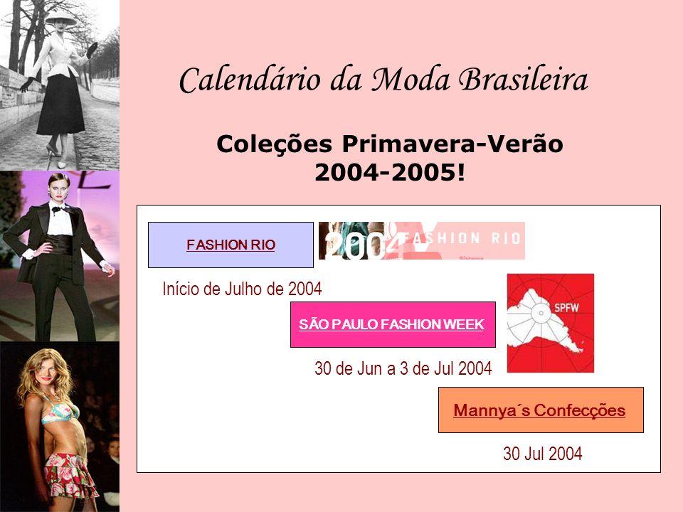 Calendário da Moda Brasileira