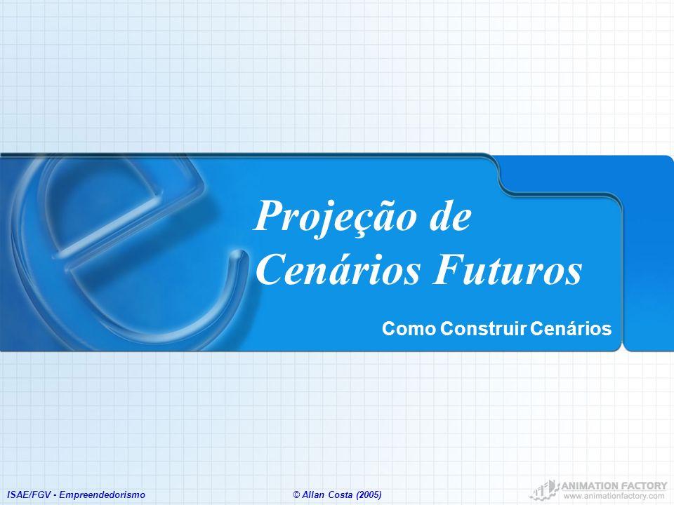 Projeção de Cenários Futuros
