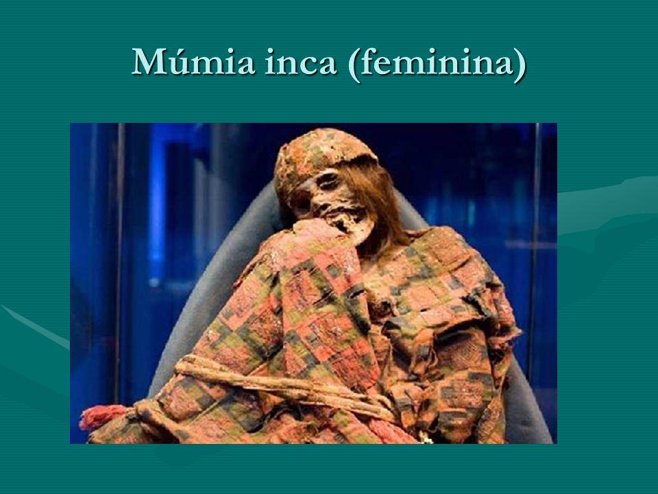 Múmia inca (feminina)