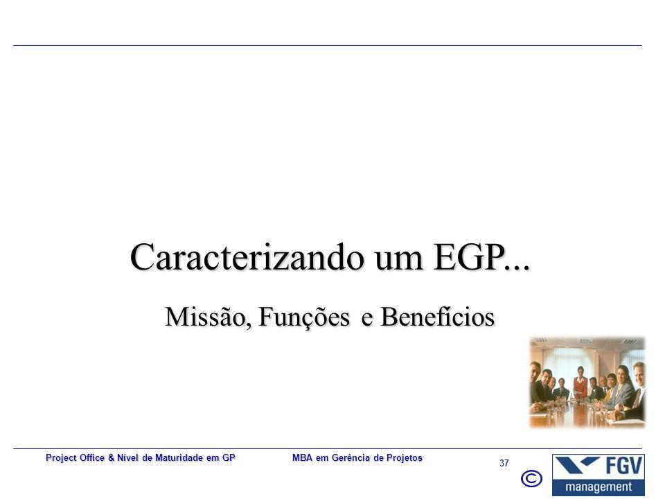 Missão, Funções e Benefícios