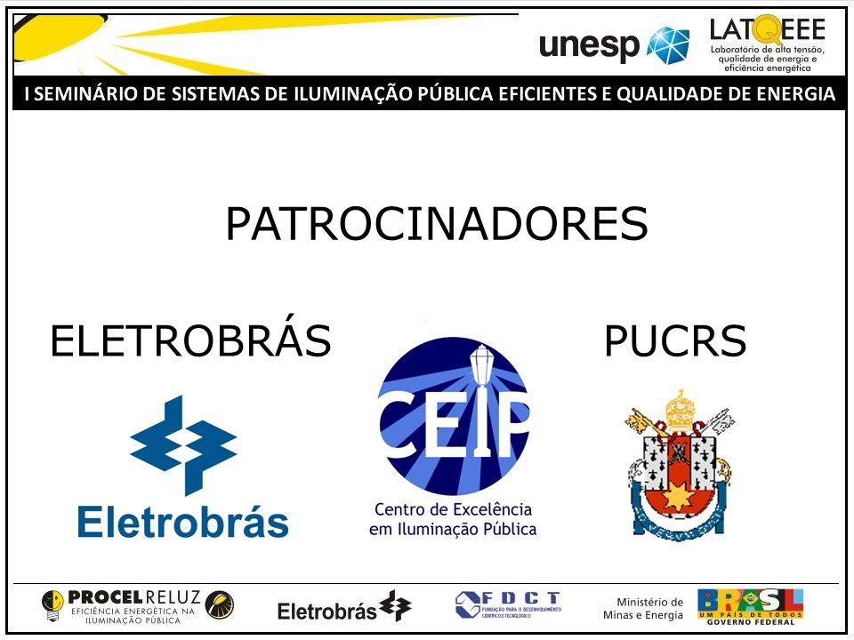 PATROCINADORES ELETROBRÁS PUCRS