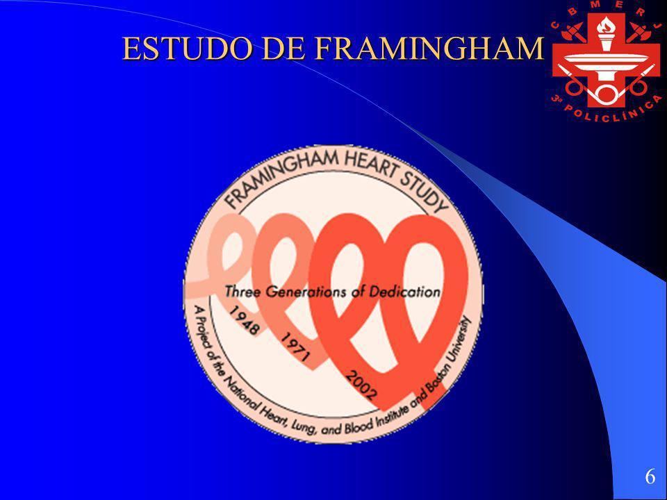 ESTUDO DE FRAMINGHAM 6