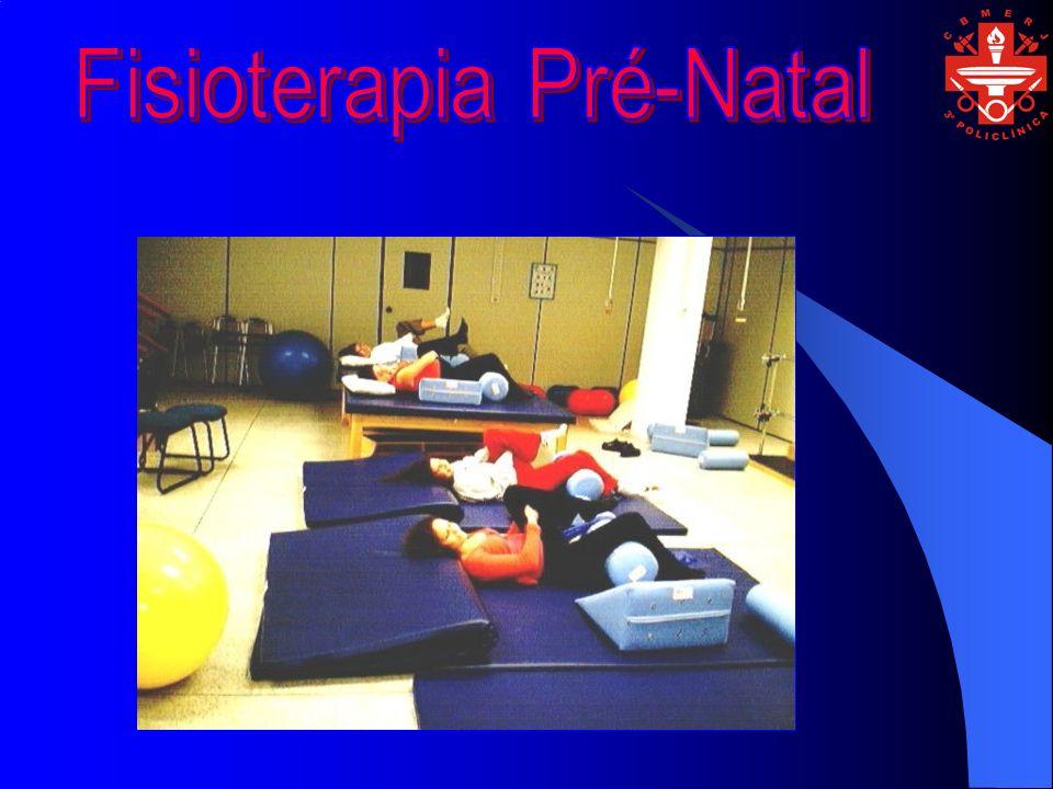Fisioterapia Pré-Natal