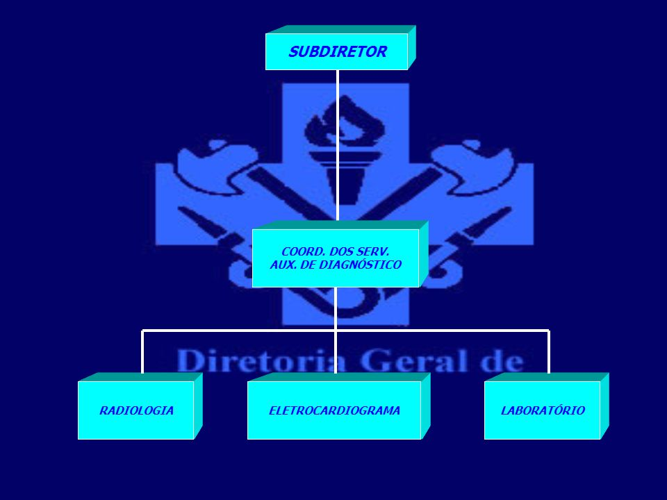 SUBDIRETOR COORD. DOS SERV. AUX. DE DIAGNÓSTICO ELETROCARDIOGRAMA