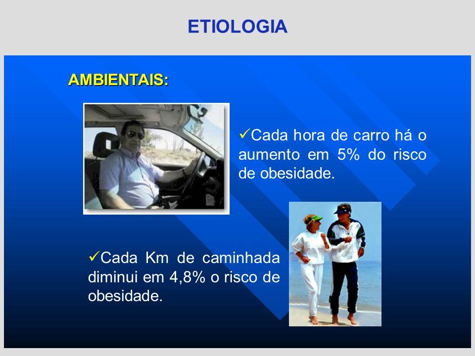 ETIOLOGIA AMBIENTAIS: