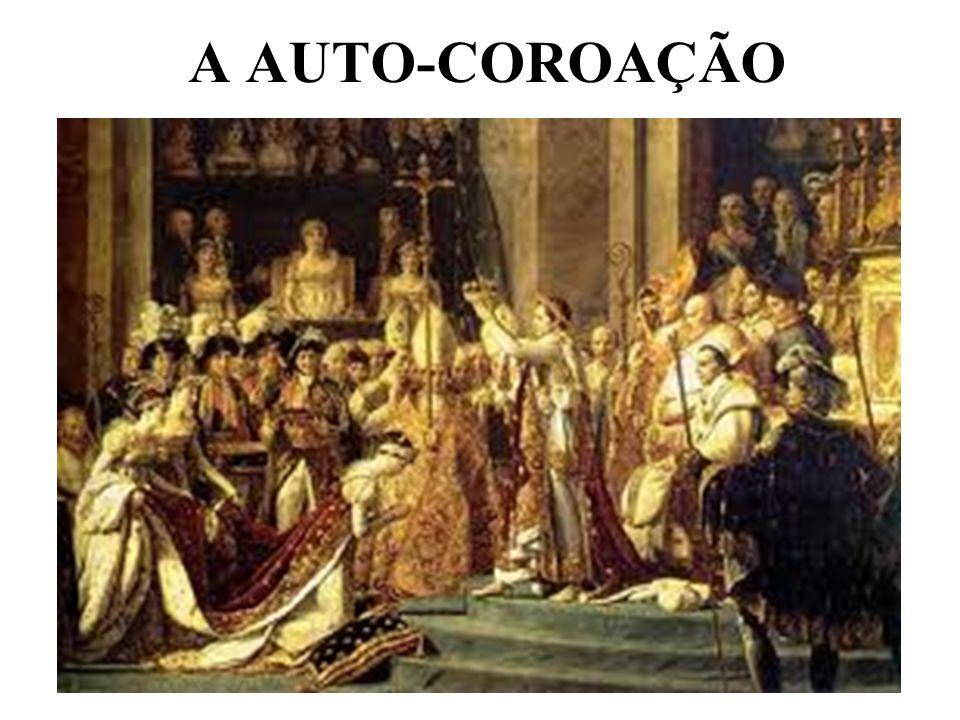 A AUTO-COROAÇÃO
