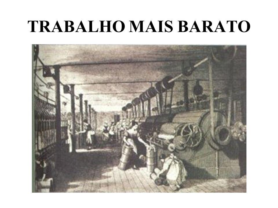 TRABALHO MAIS BARATO