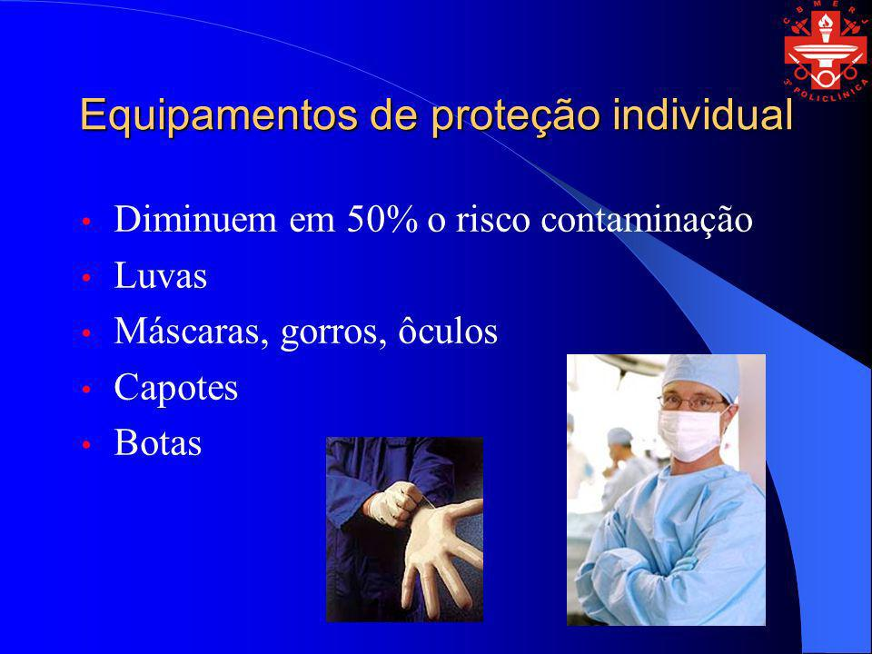 Equipamentos de proteção individual