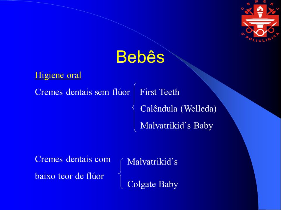 Bebês Higiene oral Cremes dentais sem flúor First Teeth