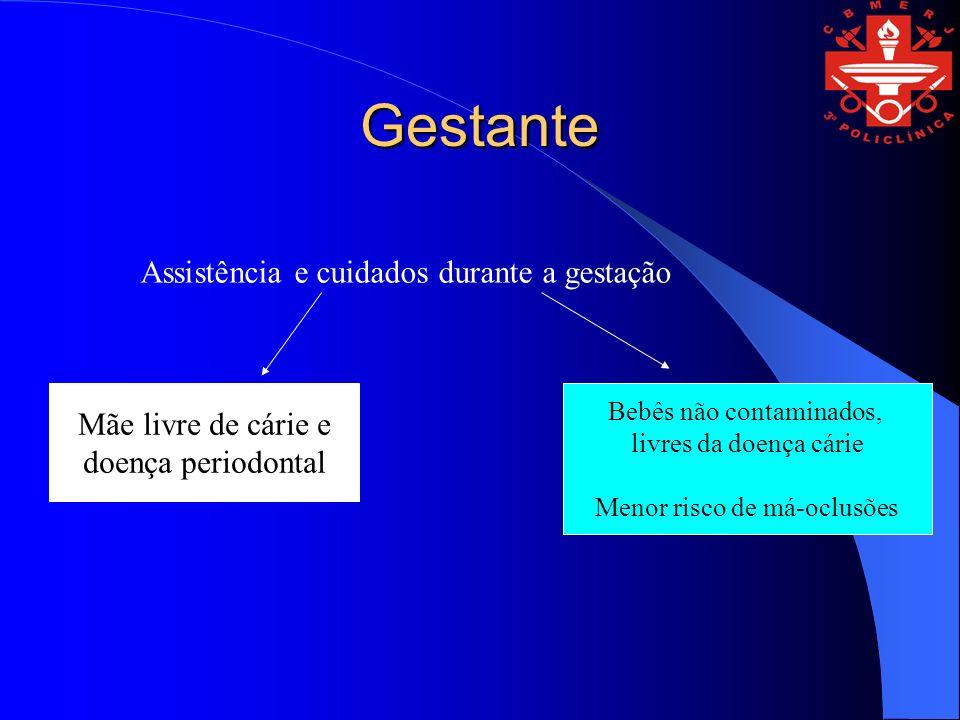 Gestante Assistência e cuidados durante a gestação
