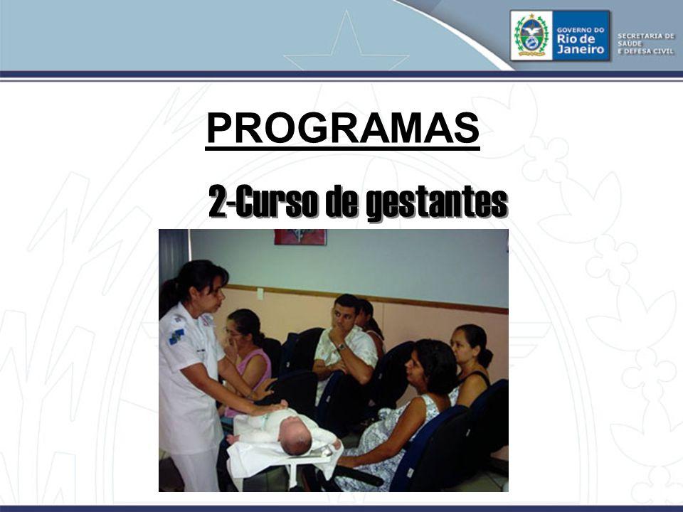 PROGRAMAS 2-Curso de gestantes