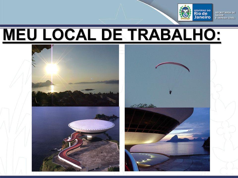 MEU LOCAL DE TRABALHO: