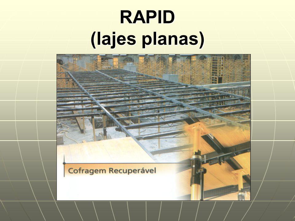 RAPID (lajes planas)