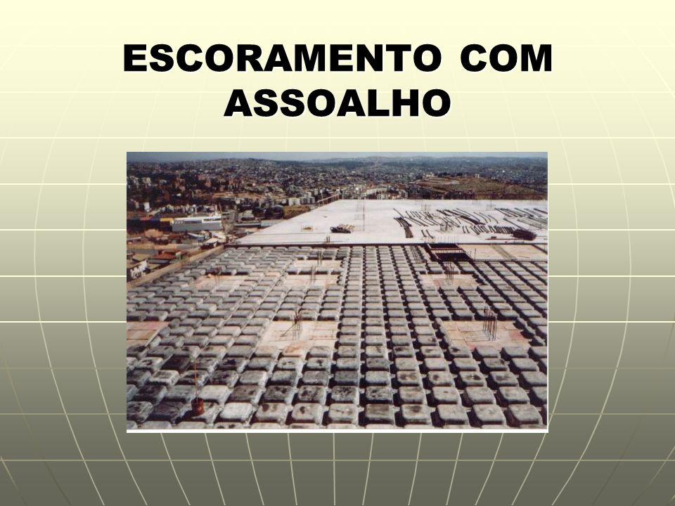 ESCORAMENTO COM ASSOALHO
