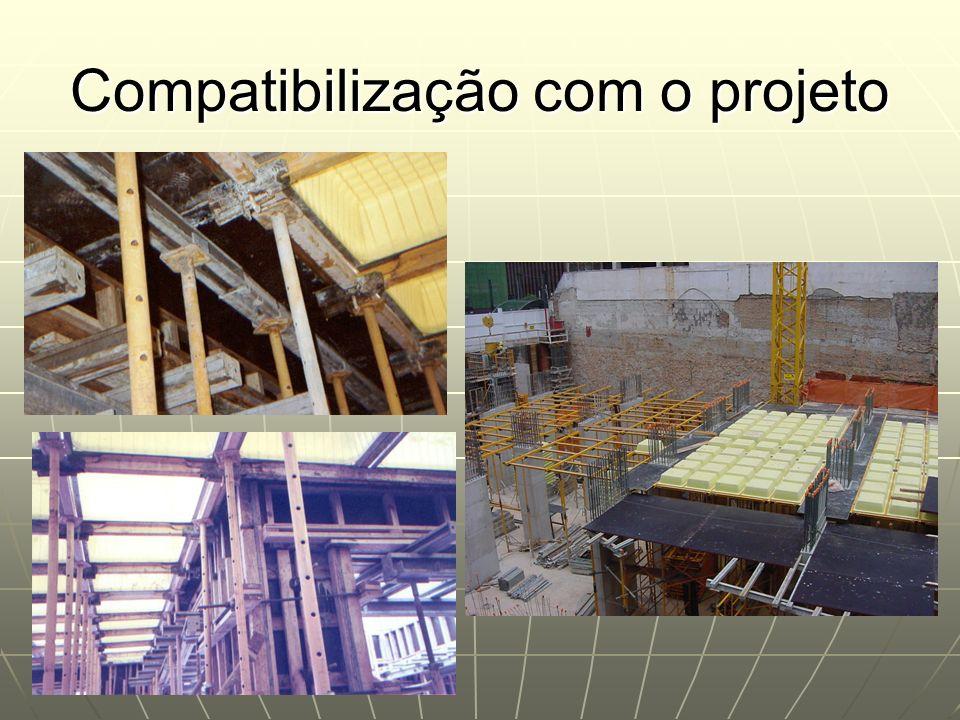 Compatibilização com o projeto