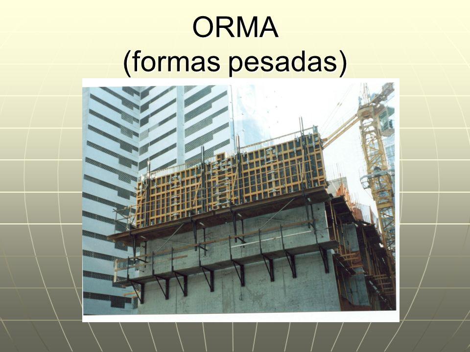 ORMA (formas pesadas)
