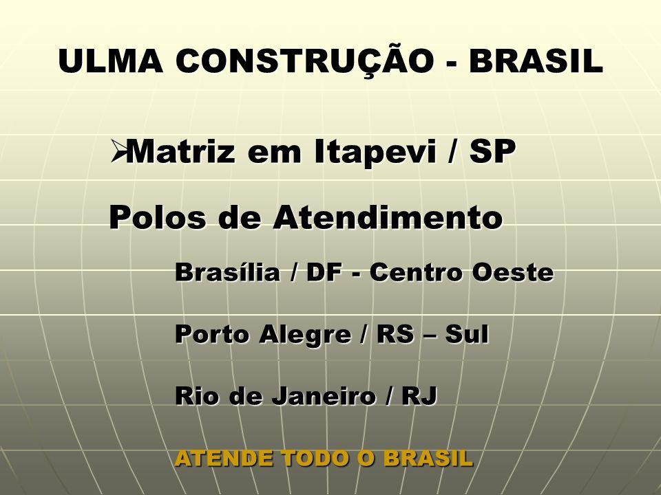 ULMA CONSTRUÇÃO - BRASIL