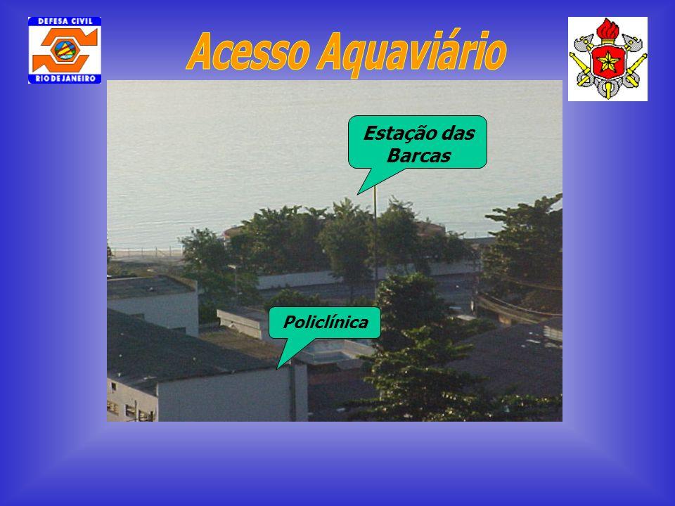 Acesso Aquaviário Estação das Barcas Policlínica