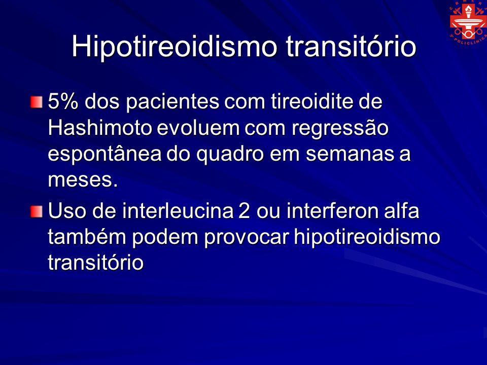 Hipotireoidismo transitório