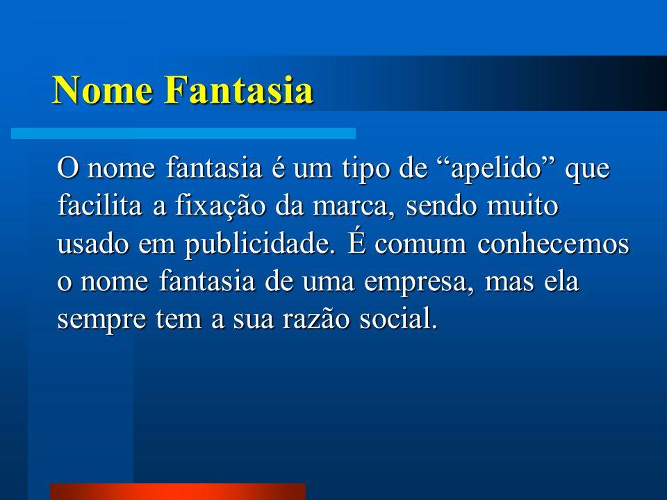 Nome Fantasia