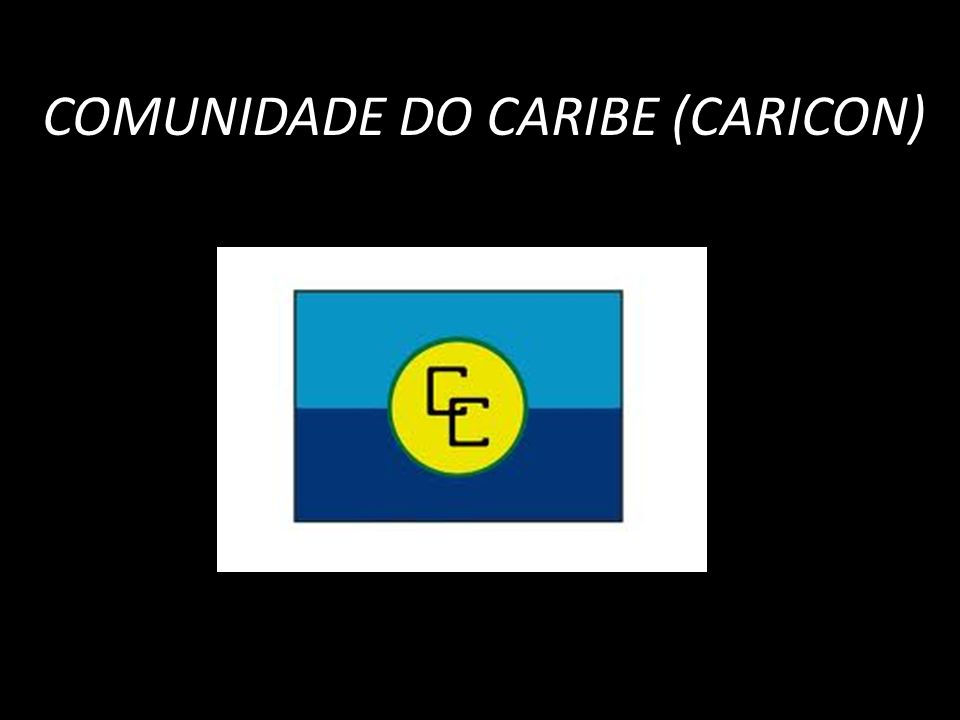 COMUNIDADE DO CARIBE (CARICON)