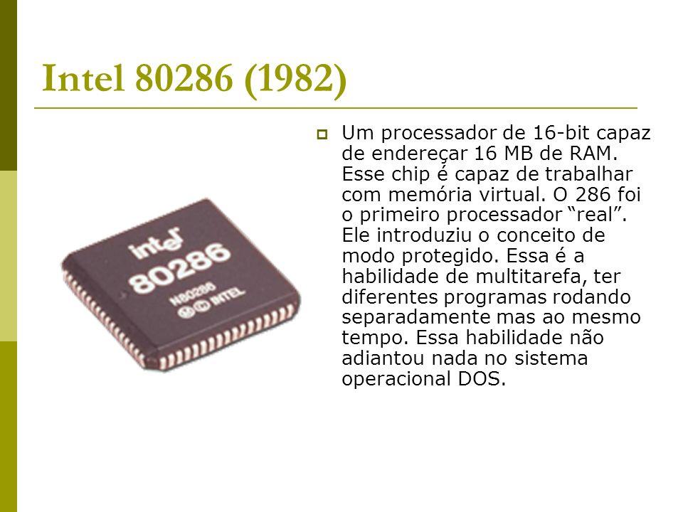 Intel 80286 (1982)